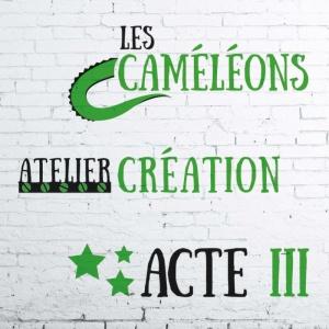 Le mois du Caméléon