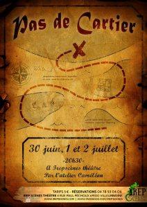 Affiche cameleon 2015-16